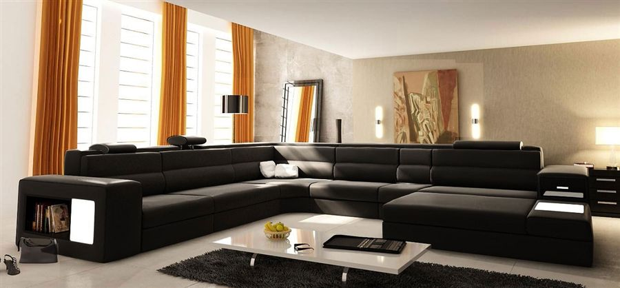 Marvelous Modern Italian Design Sectional Sofa Tos Lf 2205 Home Gmtry Best Dining Table And Chair Ideas Images Gmtryco