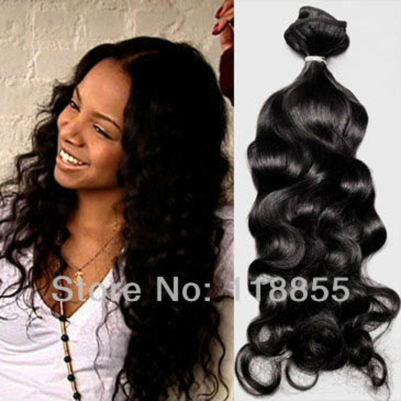 Cheap weave earring, Buy Quality hair bead directly from China hair weave kit Suppliers: 6A Brazilian virgin body wave hair weave 4pcs lot unprocessed Brazilian loose wave hair wavy curly hair bundles free shi