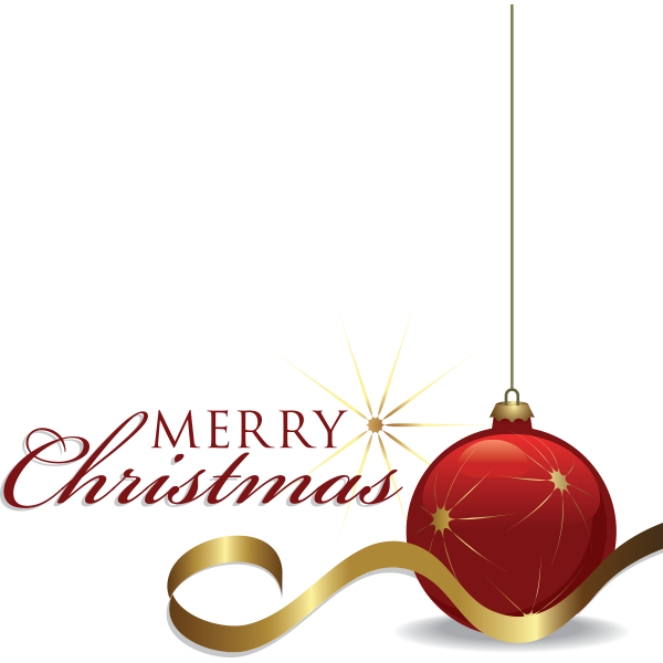 Merry Christmas Red Ornament Merry Ornament And Symbols Emoticons
