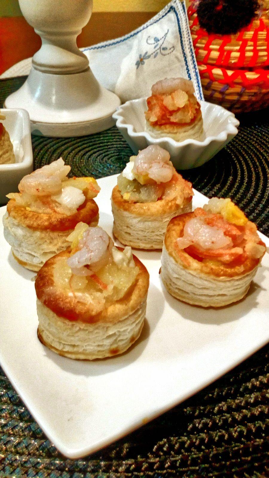 Tapas Frias Ensaladilla Rusa Canapes Frios Pinchos Appetizers - Canapes-frios-recetas