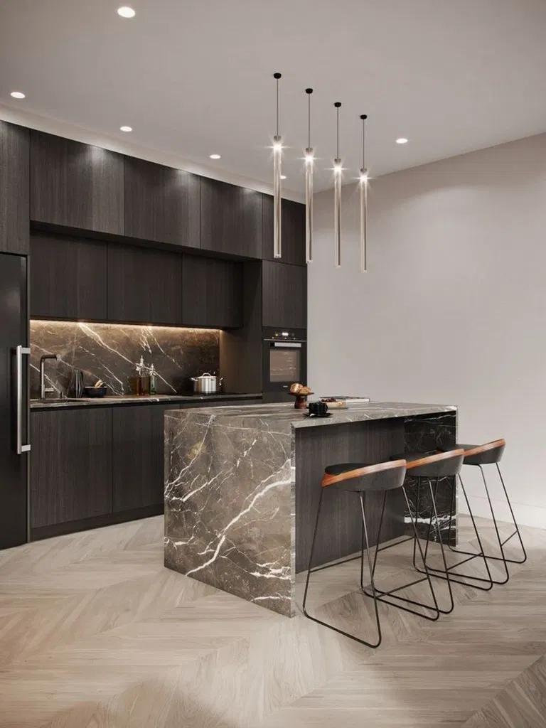9 Wonderful Kitchen Bars Design Ideas For Kitchen Looks Cool ...
