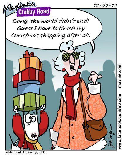 Pin By Paula Alexander On Christmas Fun Stuff Maxine Christmas Humor Christmas Jokes