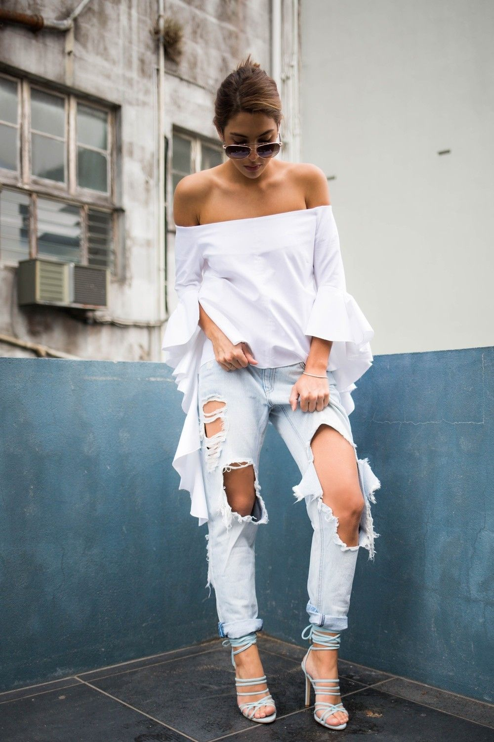 The Emerging Street Style Star You Need to Know Right Now via @WhoWhatWearAU