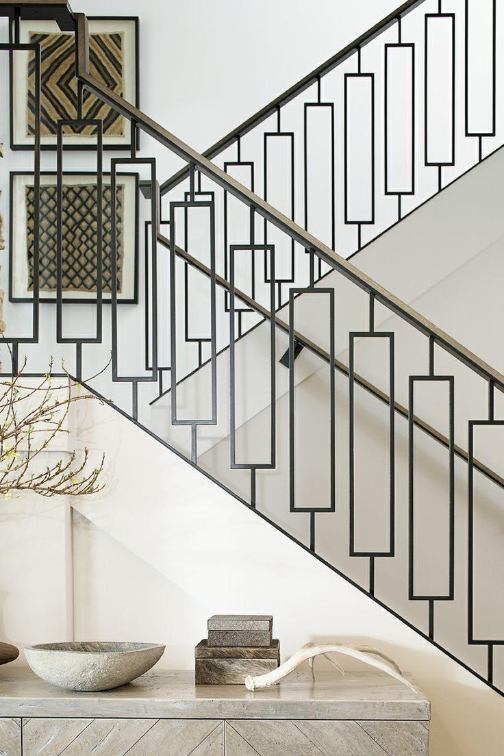47 Interior Stair Rails Rampe D Escalier En Fer Escalier