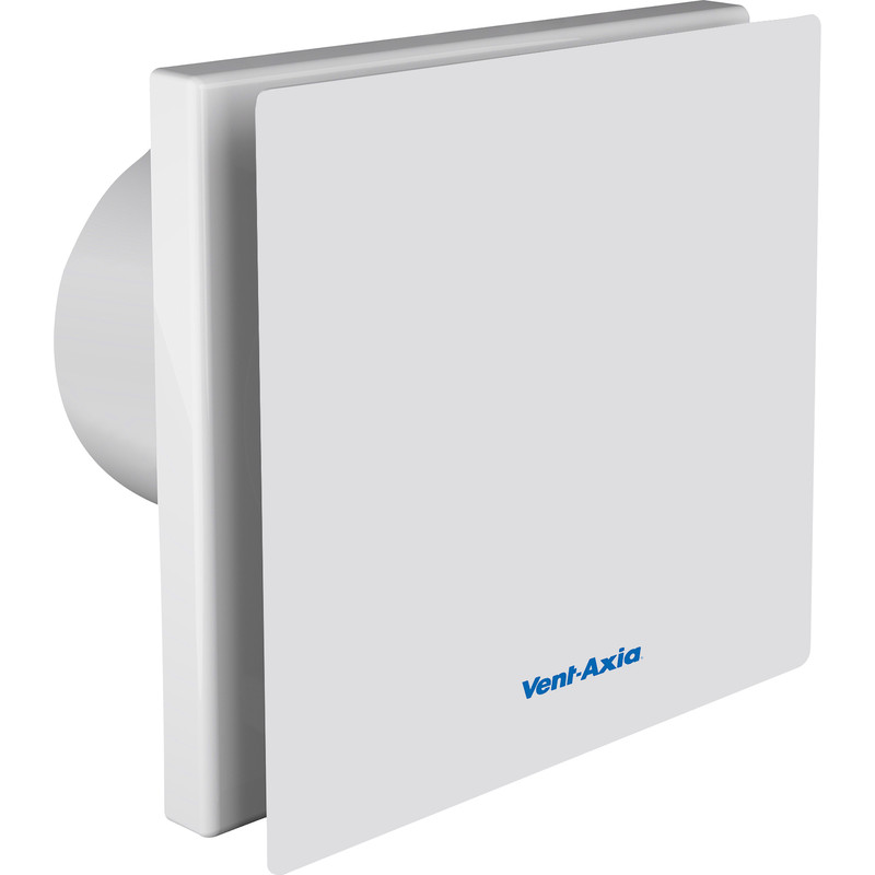 Vent Axia 100mm Silent Extractor Fan Standard In 2020 Extractor Fans Utility Room Designs Utility Room