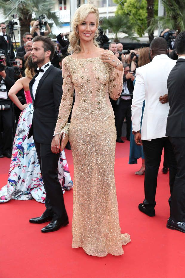 Festival de Cannes 2017 : Lady Victoria Harvey