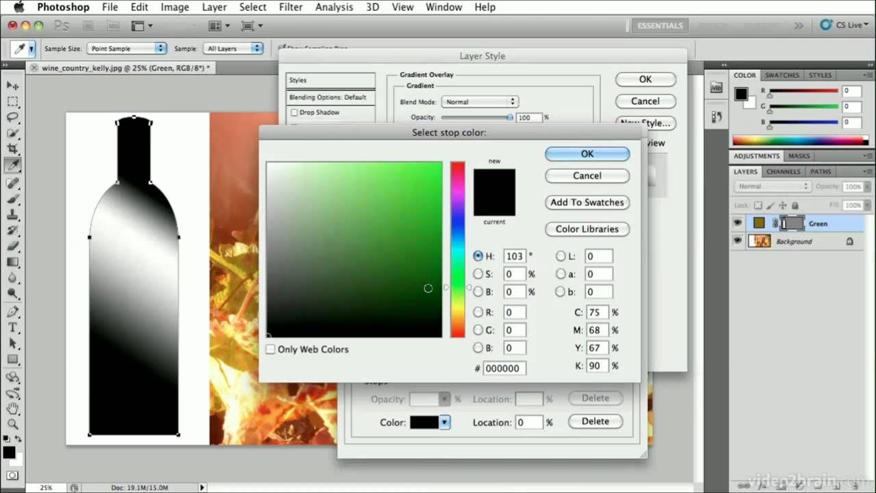 Photoshop cs5 shape tools illustratorphotoshop tutorials photoshop cs5 shape tools baditri Choice Image