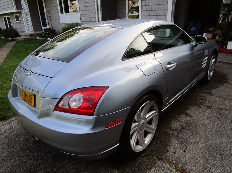 Chrysler Crossfire Is A Future Collectible Affordable For Now