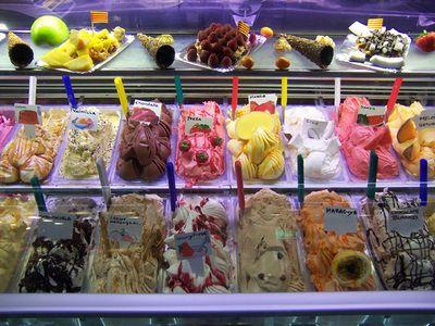 Gelati How To Choose Makes Me Want To Go Back To Italy Italian Ice Cream Ice Cream Shop Gelato Shop