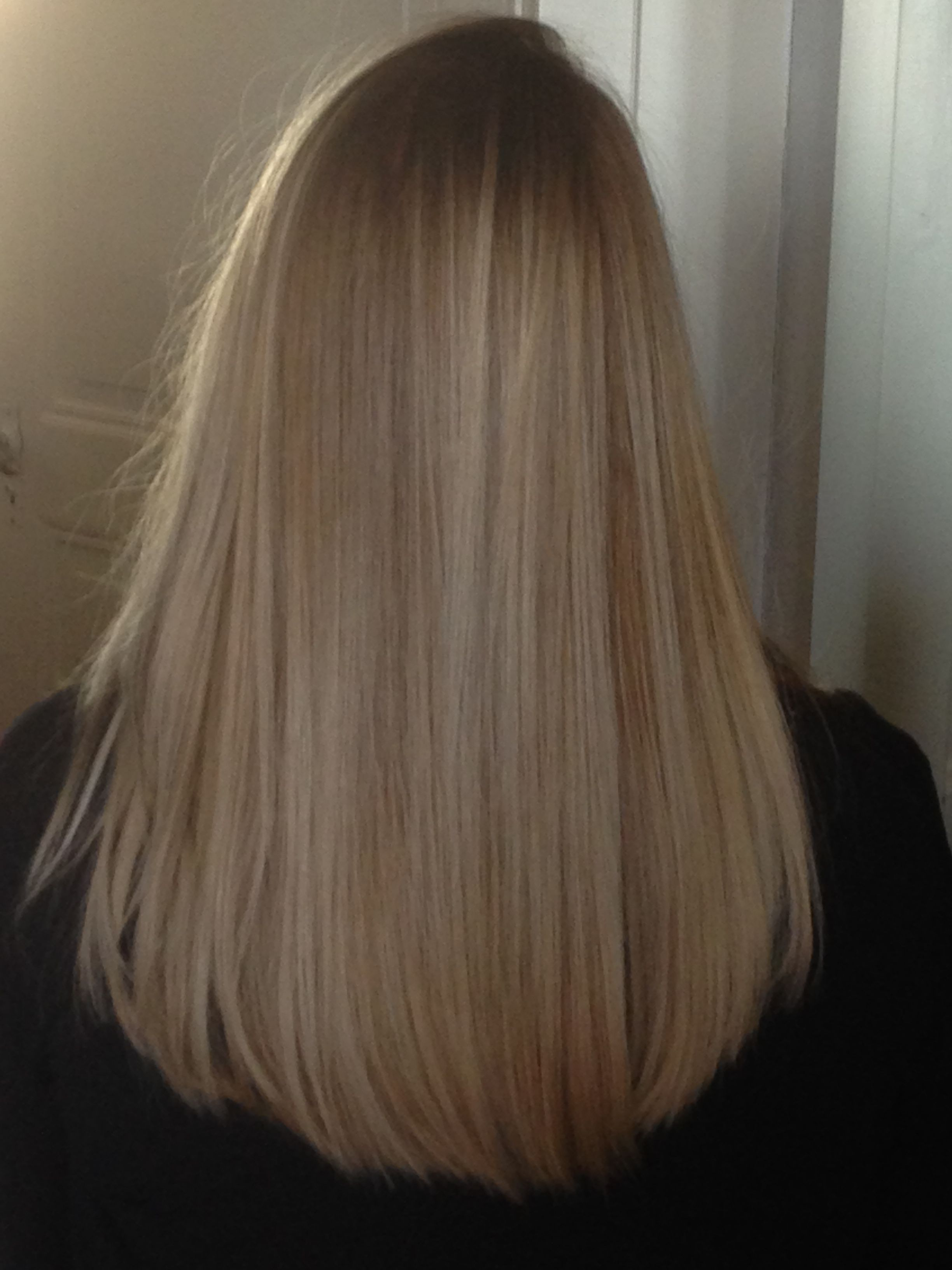 Pin by rebecca ann on hairstyles pinterest long blond hair long