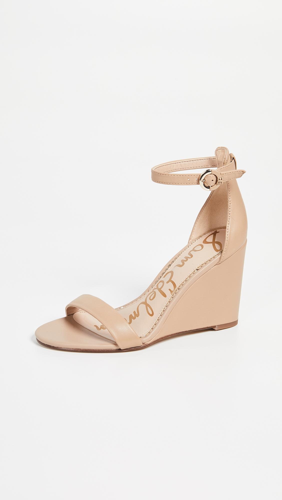 b34c3dfc77f Sam Edelman Neesa Sandals in 2019 | Products | Sandals, Women's ...