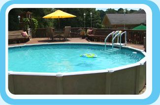 Above Ground Pools Blue World Pools Above Ground Pool Cheap
