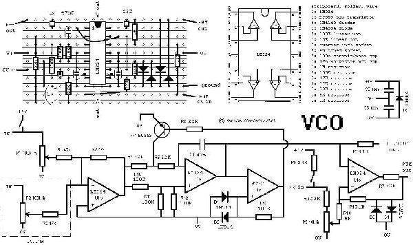 Super simple V/Hz VCO | Electrónica y Circuitos on gps schematic, ups schematic, lcd schematic, usb schematic, schmitt trigger schematic,