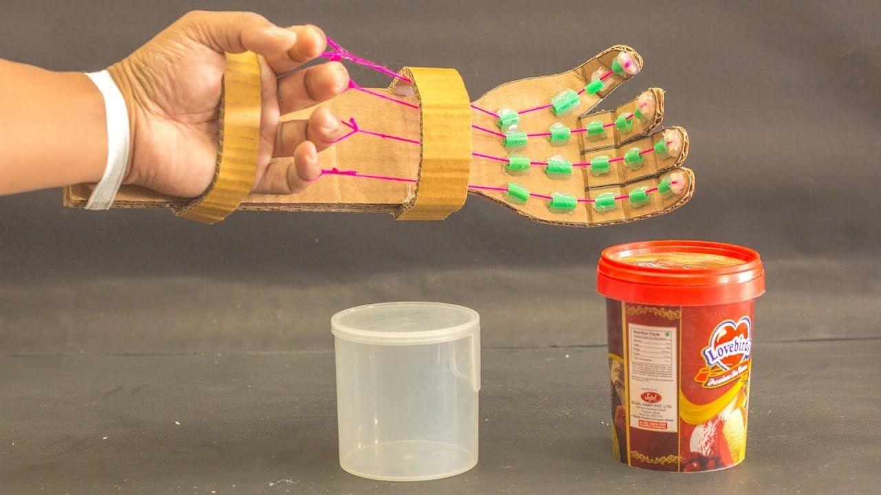 School Science Projects Robotic Arm School Science Projects Science Projects Diy Science Projects