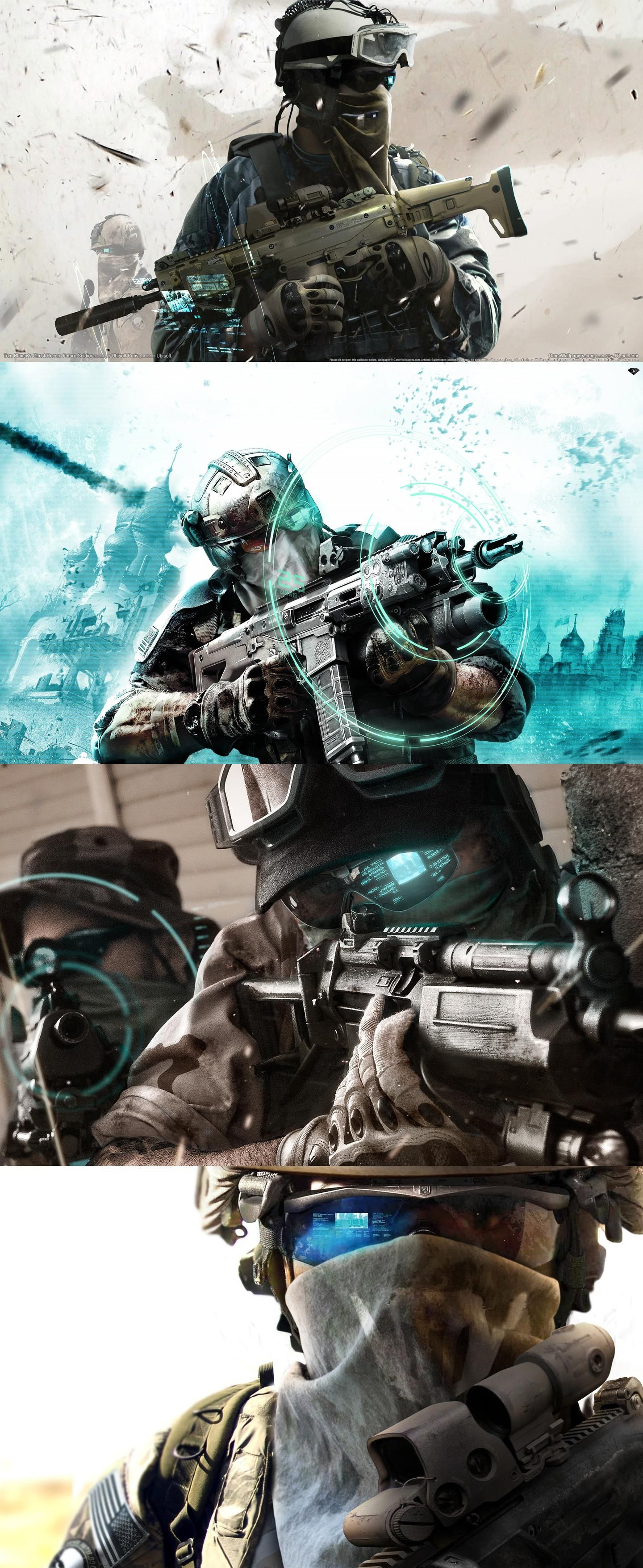 Ghost recon hunter team | 1/6 scale figures | Pinterest