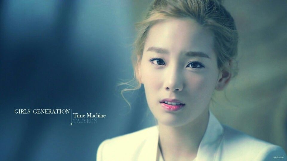 Girls' Generation Taeyeon ♡ Time Machine