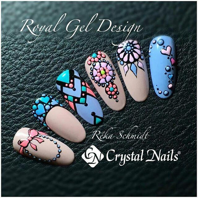 Pin by alezza on Nail Art | Pinterest | Manicure, Nail supply and ...