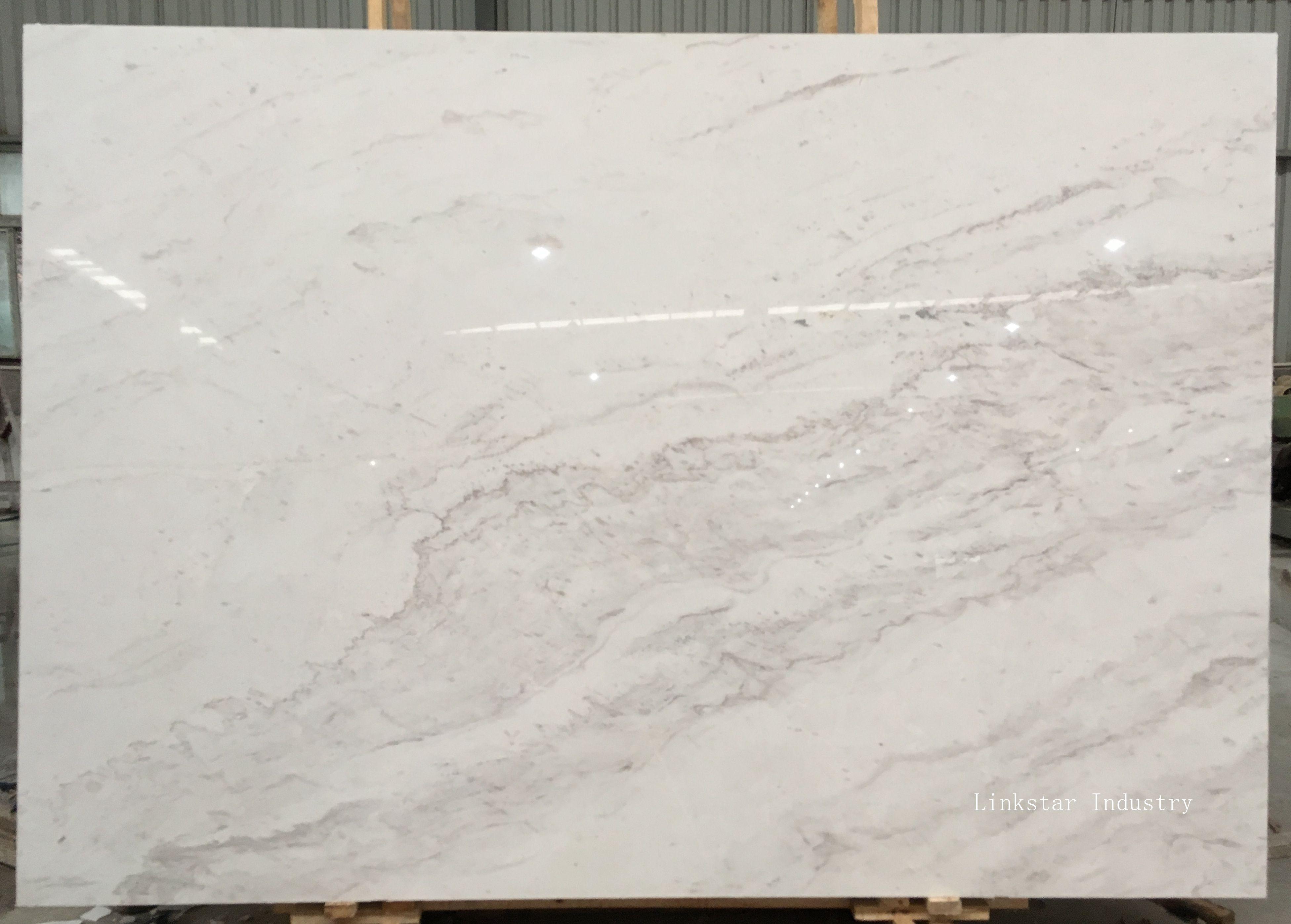 dramas white stone slab tile | foreign marble slab tile