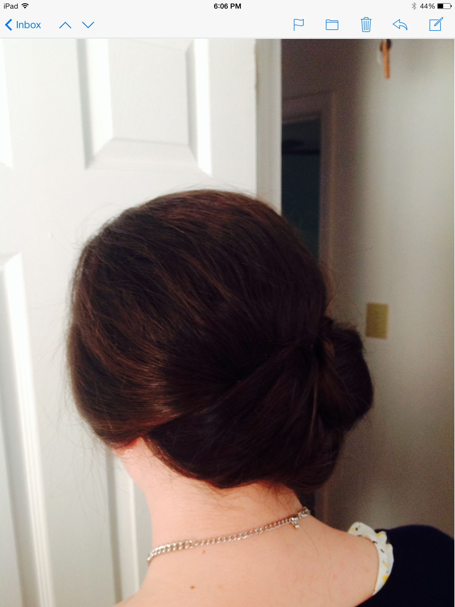 Easy updo hair styles pinterest easy updo updo and hair style