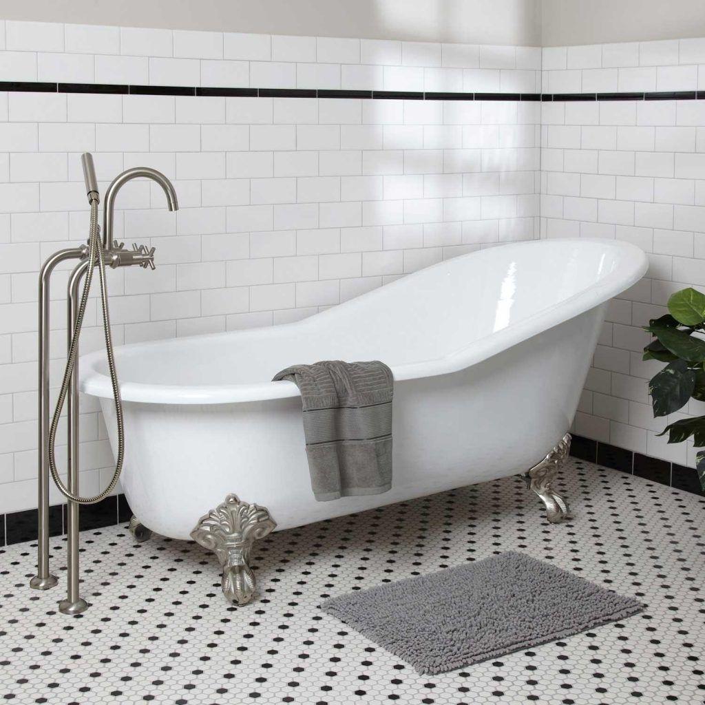 24 Clawfoot Bathtub Ideas And Designs For 2020 Tips Photos