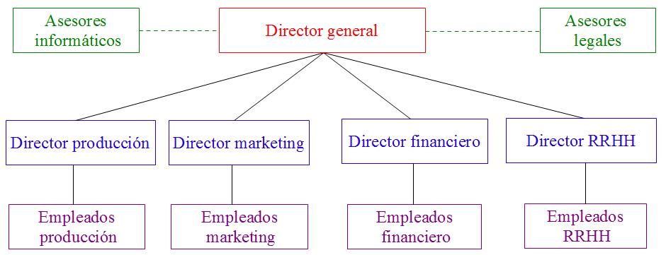 Estructura lineo funcional