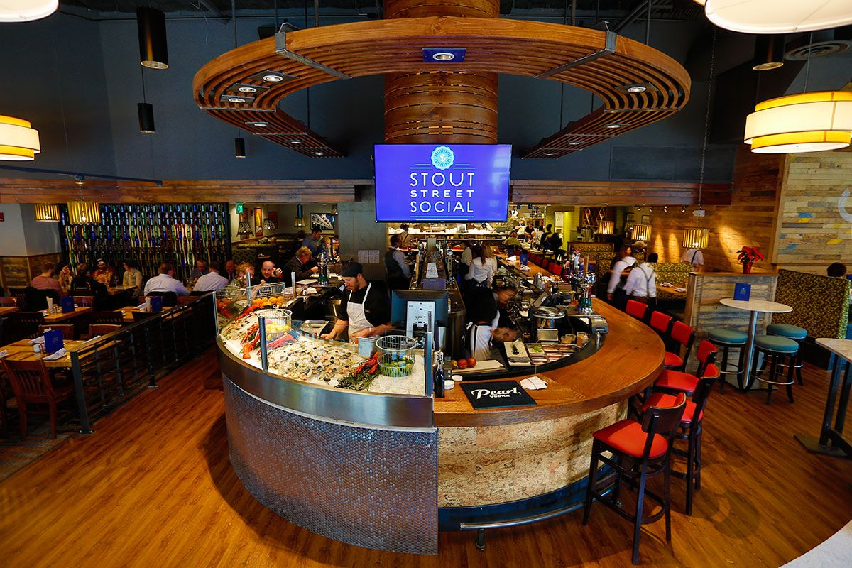 Stout Street Social Restaurant and Bar Lunch Denver CO