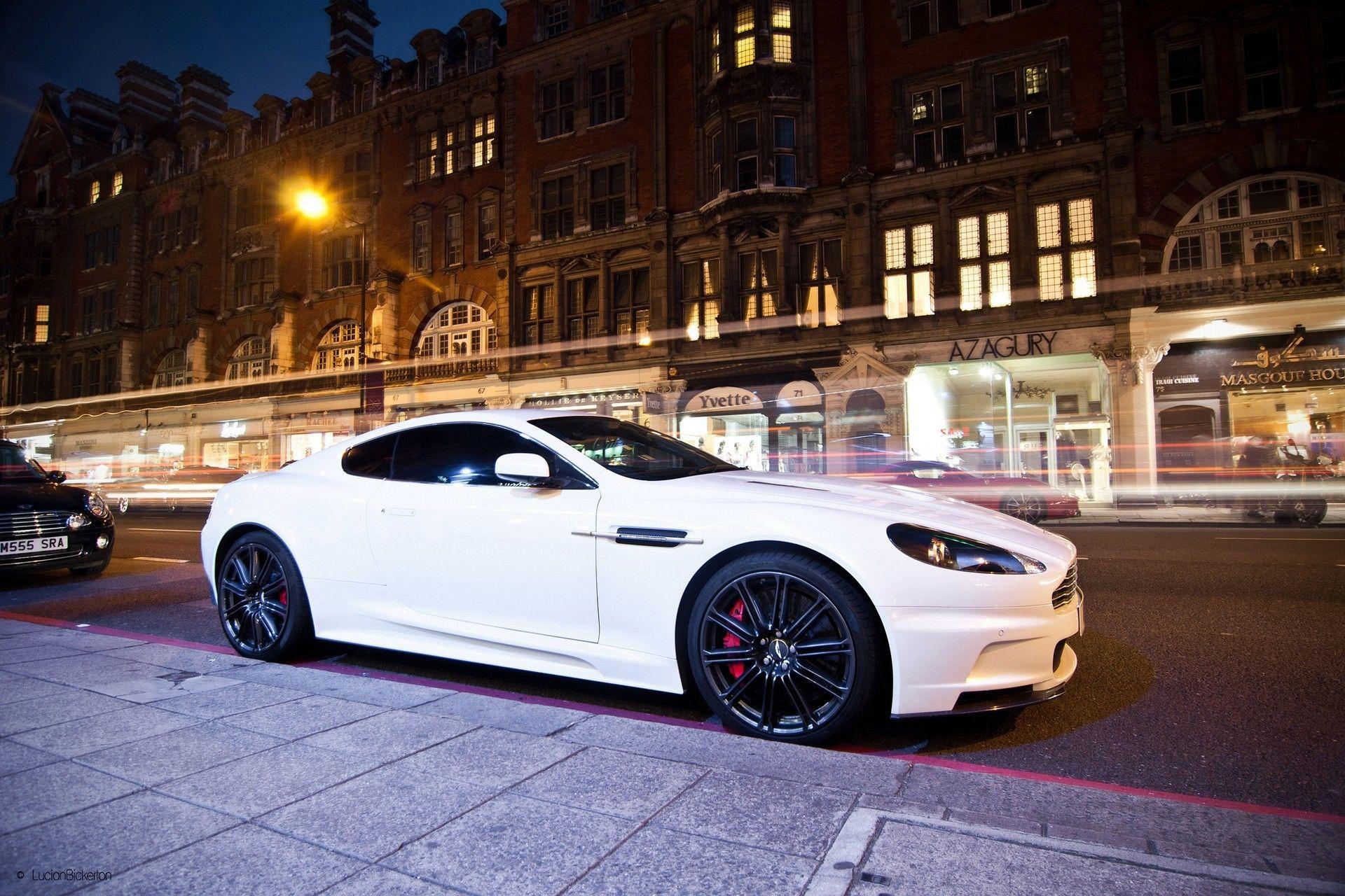 Cars Urban White Aston Martin Dbs Wallpaper Aston Martin Aston Martin Dbs Aston