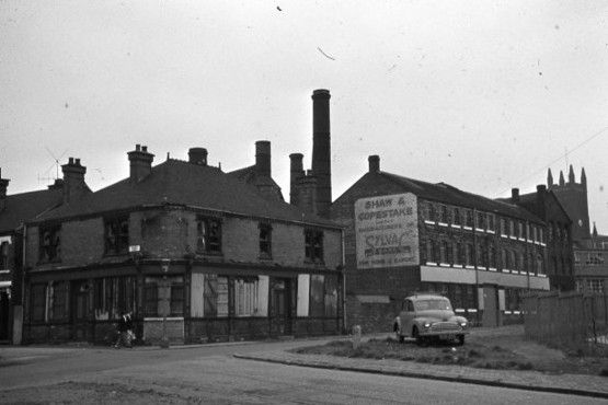 View all the latest pictures in the gallery. Unseen images of Longton: Bert Bentley Collection on Stoke Sentinel. Old Sea Lion Inn. Shaw & Copestake's factory, Chadwick Street, St John's church, Longton