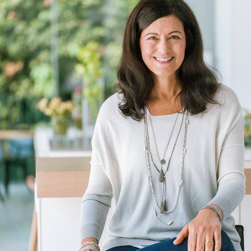 Laurie David in 100 Women In Wellness by MindBodyGreen and Athleta #WomenInWellness