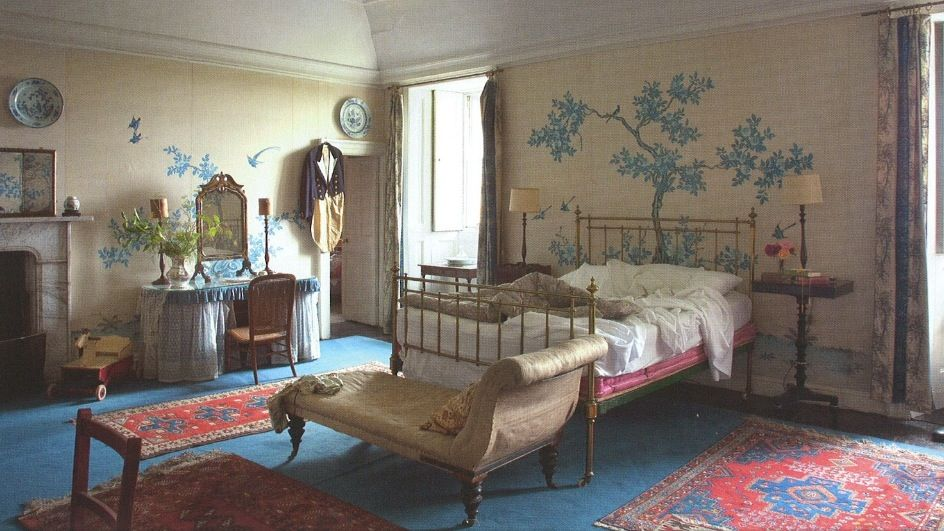 Stunning Bedroom Scottish Country House