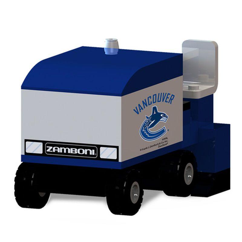 Oyo Sports Vancouver Canucks Zamboni Machine Building