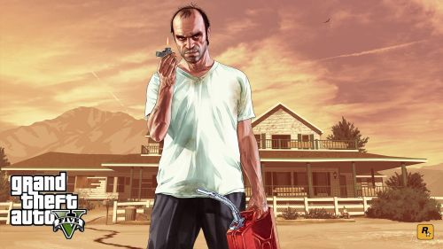 Grand Theft Auto V [6] wallpaper - Game wallpapers - #26541 | 281x500