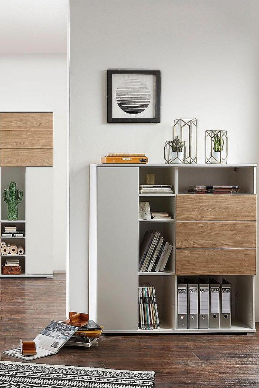 Germania Buro Set Gw Paseo Set 2 Tlg Einrichtungsideen Arbeitszimmer Regal Schreibtisch