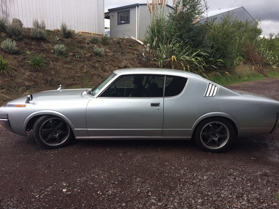 1974 Toyota Crown with a 1JZ-GTE | Engine Swaps | Toyota