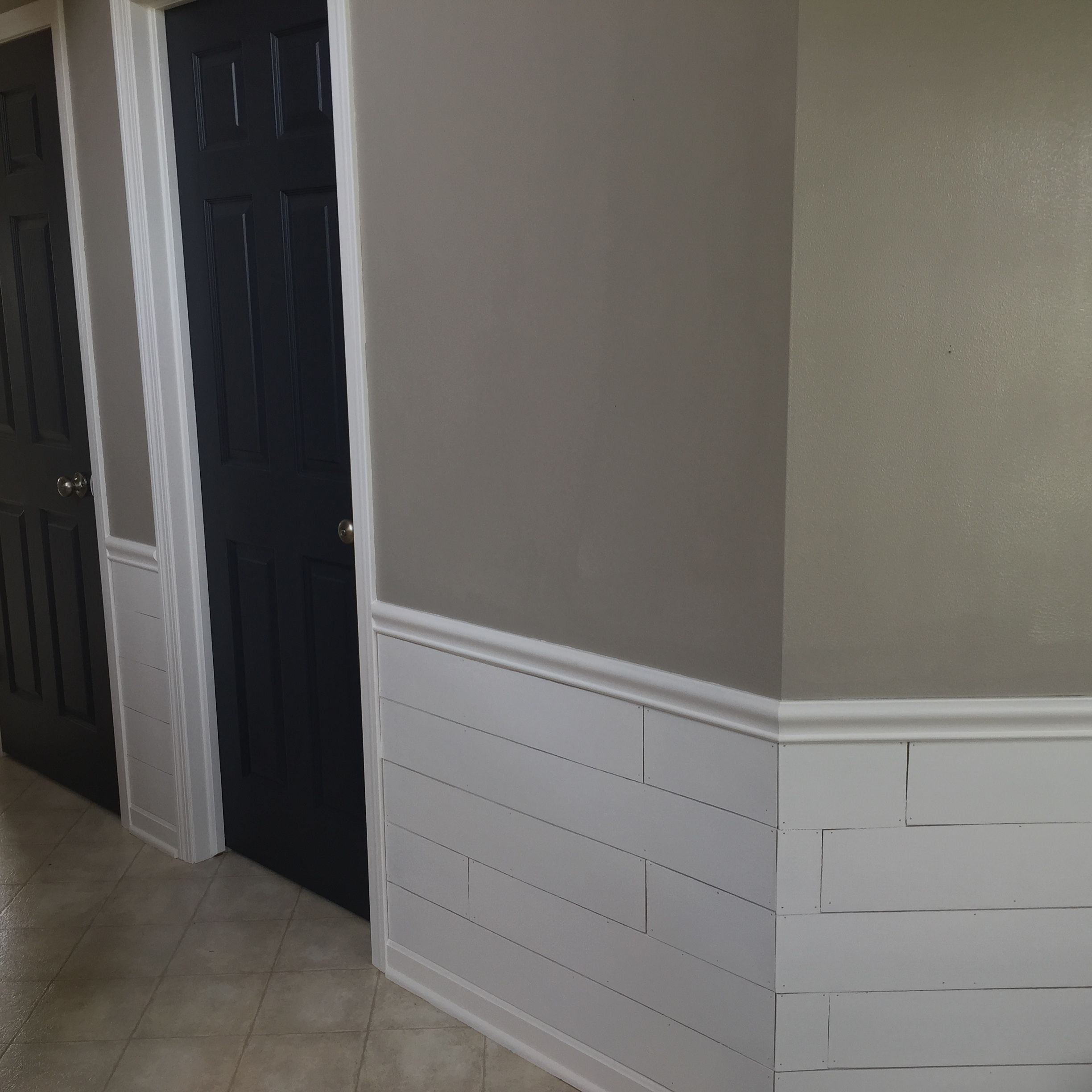Entry Hall Transformation