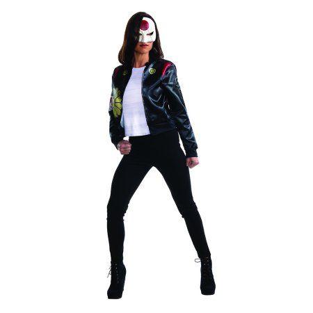 Suicide Squad Katana Costume Kit Adult, Adult Unisex, Size Medium - grown up halloween costume ideas