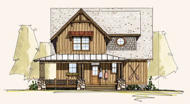 17 Best 1000 images about Creek House Plans on Pinterest Yankee barn