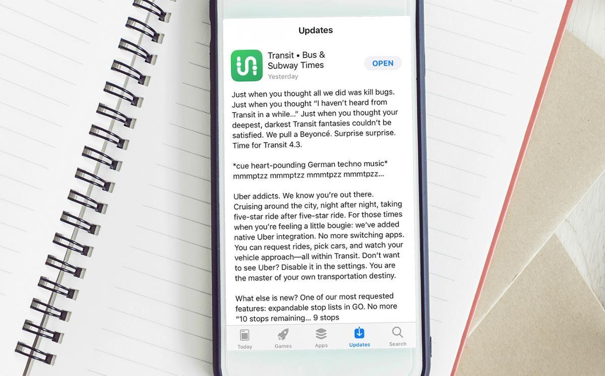 The Strange Art of Writing App Release Notes I enjoy