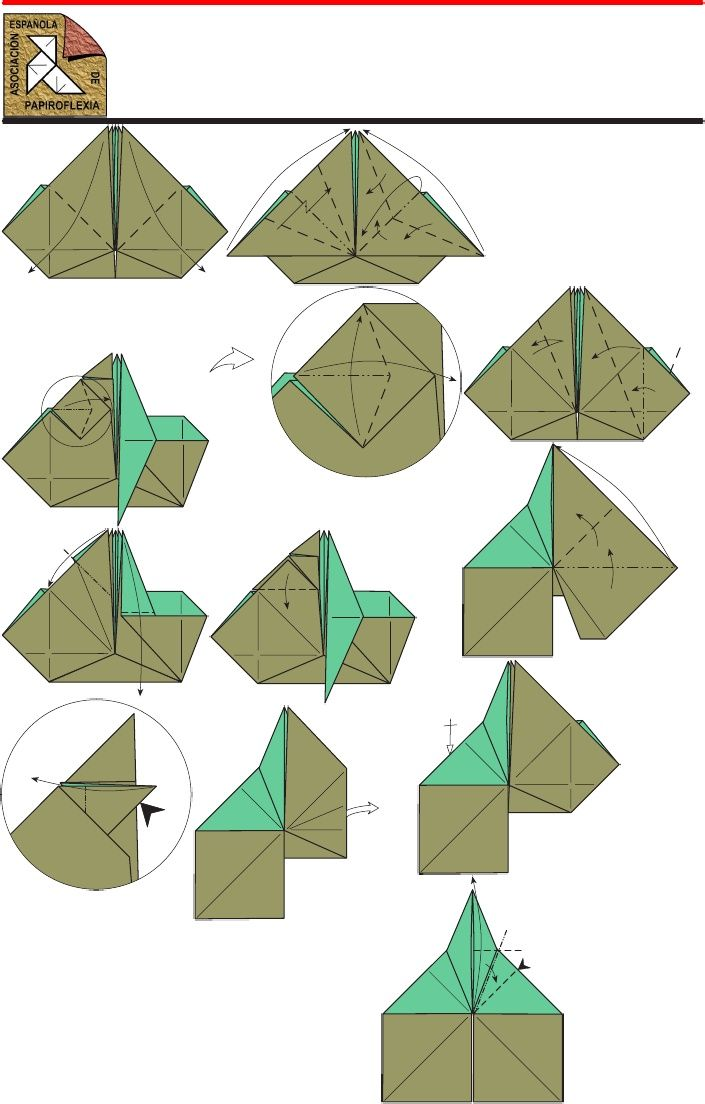 how to make an origami yoda camp pinterest origami
