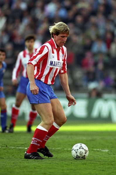 Bernd Schuster Atletico Madrid