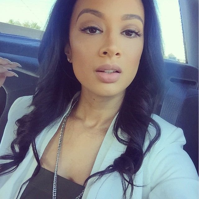 Draya Michele On Instagram Good Morning In Uber On The Way To Ktla Los Angeles Morning News Show Live At 9 20 Dont Miss Me Draya Michele Morning News