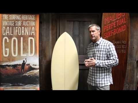 SNEAK PEEK: 1973 LIS FISH   Surfing Heritage Vintage Surf Auction