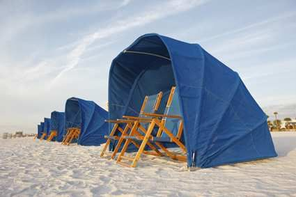 Hilton Clearwater Beach Cabanas Don T They Look O So Inviting Clearwater Beach Beach Blanket Bingo Clear Water