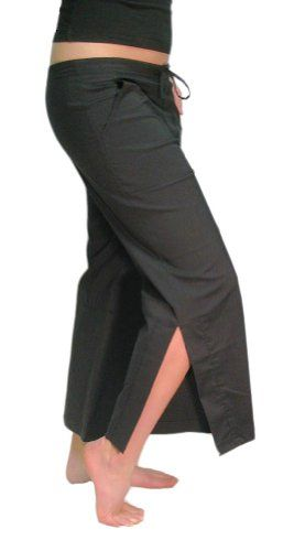 cedfb0af2a5b9 Amazon.com: Mobility Yoga Pant by Be Present: Clothing | Yoga: Asana ...