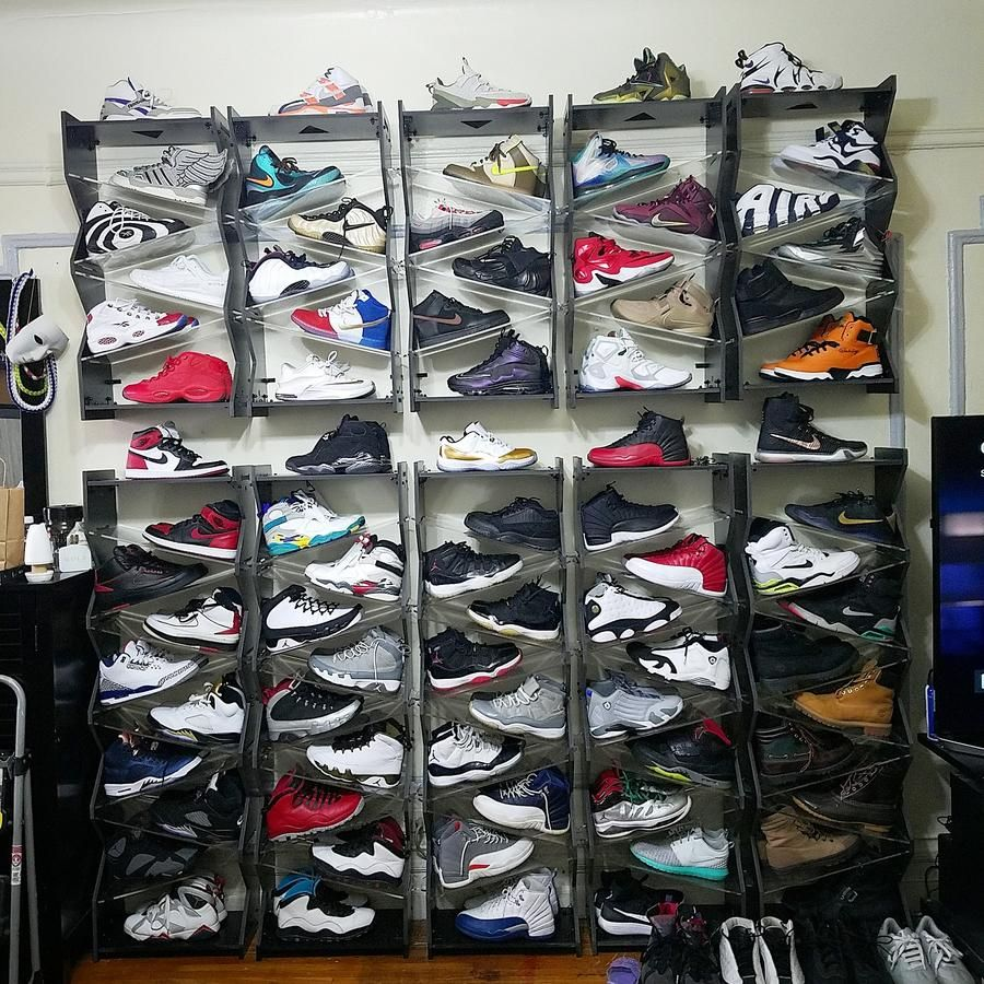 10 Stack Shoe Organizer - Use our long