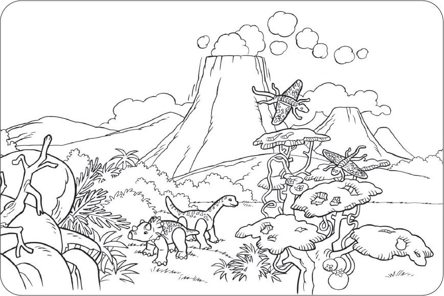 Ausmalbilder Dinosaurier Playmobil Dinosaurier Malvorlage