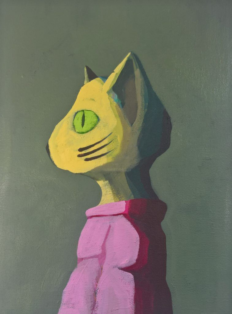 cat acryl
