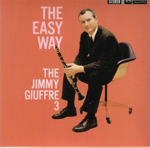 Jimmy Giuffre Trio - 1959 - The Easy Way (Verve)