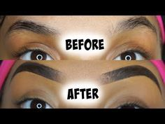 My Fleek AF Brow Tutorial | DRUG STORE FRIENDLY ♡ - YouTube #eyebrowstutorial