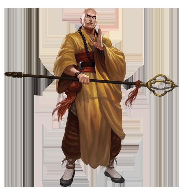 Monks | GM Binder